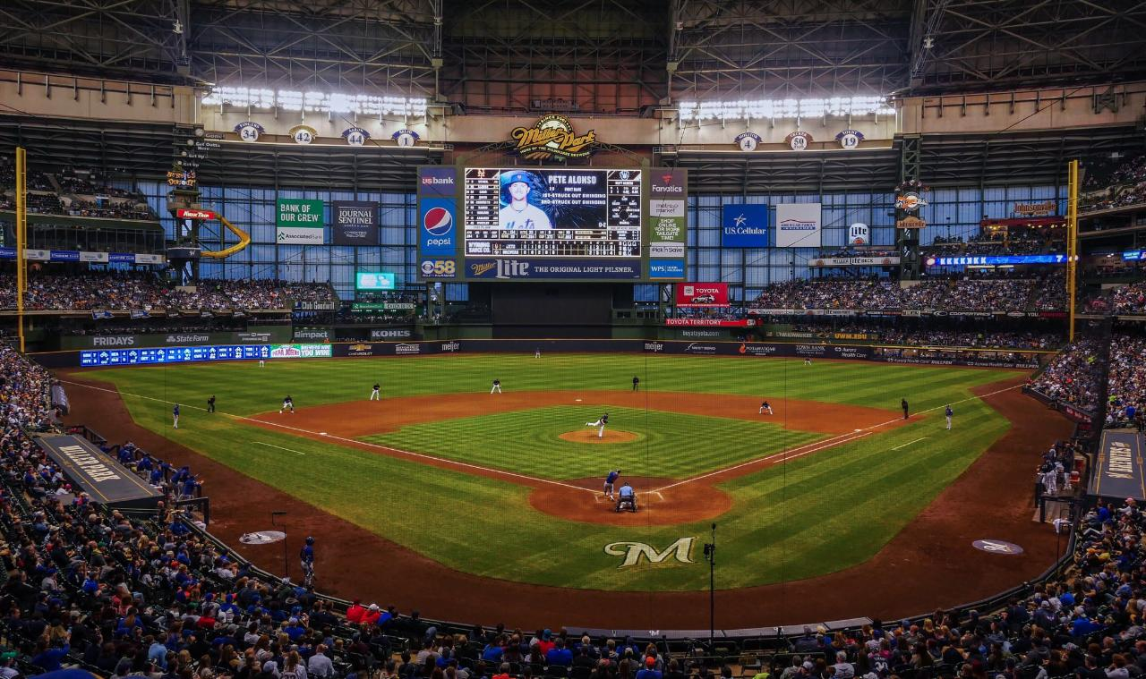 Milwaukee Brewers game